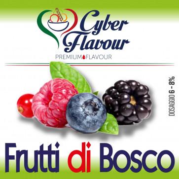 Concentré Cyber Flavour - Fruits des bois 10ml