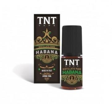 TNT Vape - Aromi Distillati 10ml - Habana