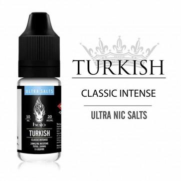 Halo Turkish Tobacco Sels de nicotine Nic Salt pas cher
