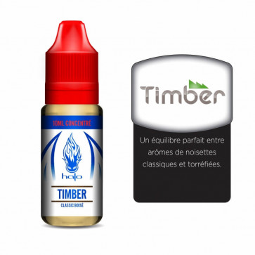 Concentré Halo White Label - Timber - 10ml
