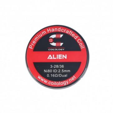 Boite de 2 coils Coilology Alien 3x28+36