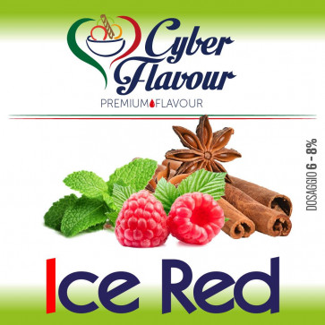 Concentré Cyber Flavour - Ice Red 10ml