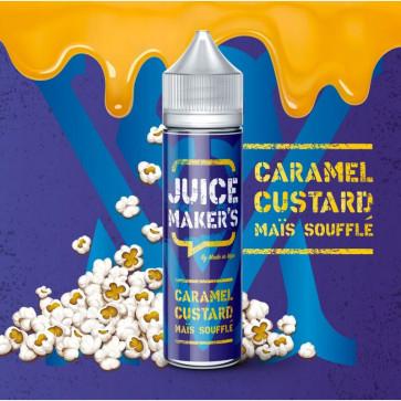 Eliquide Juice Maker's Caramel Custard Maïs Soufflé 50ml