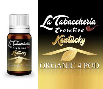 Extrait de tabac La Tabaccheria - Organic 4Pod - Kentucky 10ml