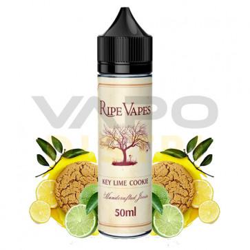 Liquide prêt-à-vaper Ripe Vapes - Key Lime Cookie - 50ml