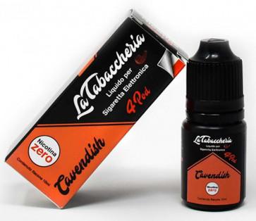 Black Line La Tabaccheria 4Pod Black Cavendish
