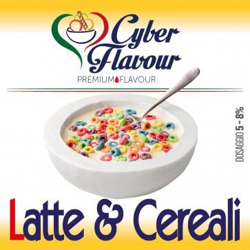 Concentré Cyber Flavour - lait et céréales 10ml