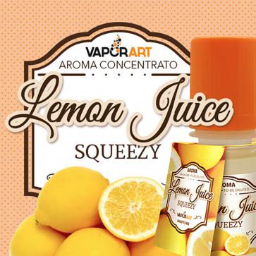 Arôme Vaporart Squeezy - Jus de Citron - 10ml