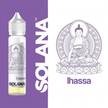 Liquide prêt-à-booster - Solana Lhassa - 50ml