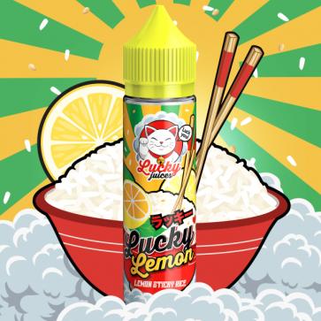 Liquide prêt-à-booster Lucky Juices - Lucky Lemon - 50ml