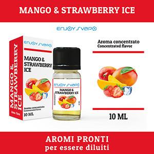 Arôme EnjoySvapo - Mango & Strawberry Ice 10ml
