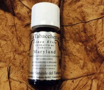 Extrait de tabac La Tabaccheria - Linea Elite - Maryland - 10ml