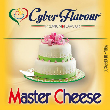 Concentré Cyber Flavour - Master Cheese 10ml