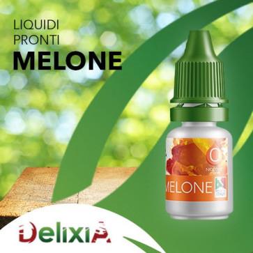 Liquide prêt à vaper Delixia 10ml - Melon