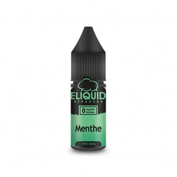 Liquide prêt-à-vaper Eliquid France - Menthe - 10ml