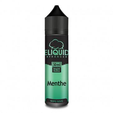 Liquide Eliquid France - Menthe - 50ml