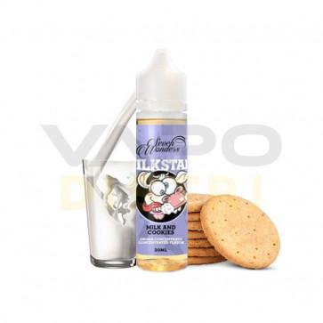 Liquide prêt-à-vaper Seven Wonders - Milk Stard 50ml (0mg)