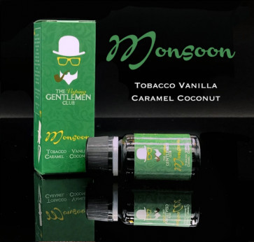 Monsoon Vaping Gentlemen Club 11ml