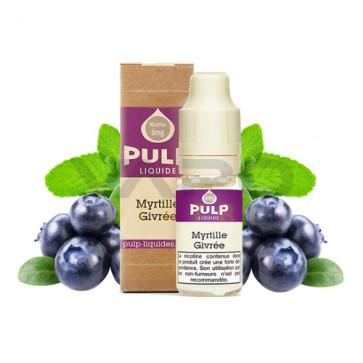 Liquide prêt à vaper PULP - Myrtille Givrée 10ml