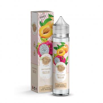 Liquide Le Petit Verger Nectarine Fruit du Dragon 50ml