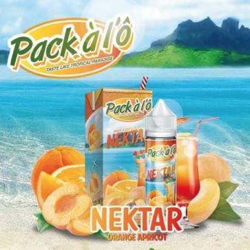 Liquide prêt-à-vaper Pack à l'Ô - Nektar - 50ml
