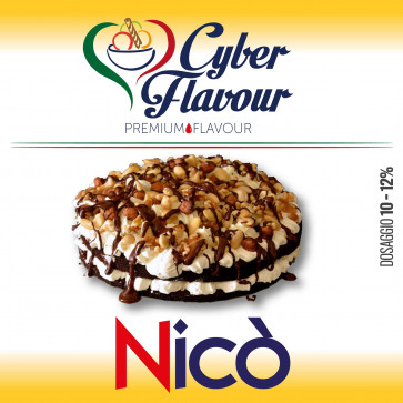 Concentré Cyber Flavour - Nicò 10ml
