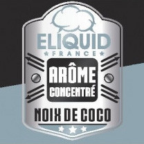 Concentré Eliquid France noix de coco pas cher