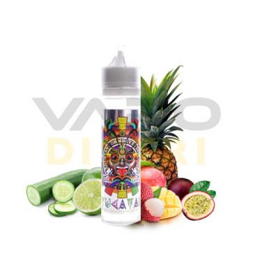 Liquide prêt-à-vaper Ohm Boyz Drip City - Yucatan - 50ml