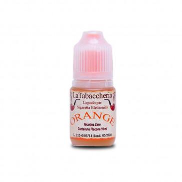 Liquide prêt à vaper - La Tabaccheria - Orange 10ml