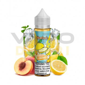 Liquide prêt-à-vaper Vapetasia - Peach Lemonade - 50ml
