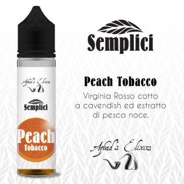 Concentré Azhad's Elixir 20ml - Semplici - Peach Tobacco