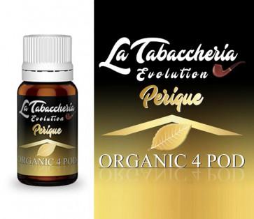 Extrait de tabac La Tabaccheria - Organic 4Pod - Perique 10ml