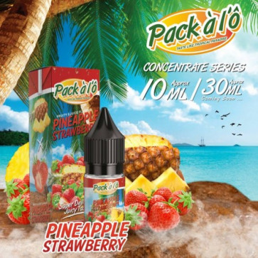Concentré Pack à L'o - Pineapple Strawberry