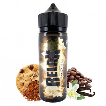 Liquide prêt-à-vaper Eliquid France - Premium - Relax - 100ml