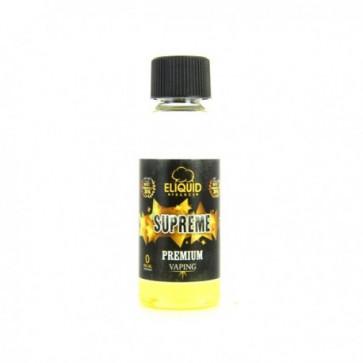 Liquide prêt-à-vaper Eliquid France - Premium - Suprême - 50ml
