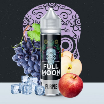 Liquide prêt-à-booster Full Moon - Purple - 50ml