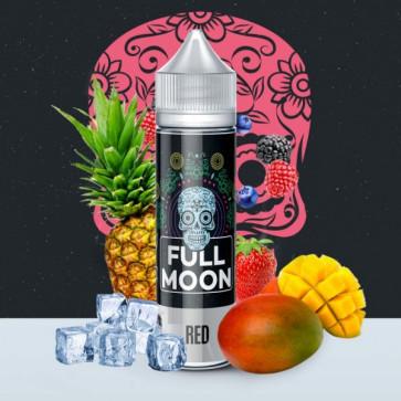 Liquide prêt-à-booster Full Moon - Red - 50ml