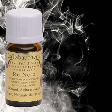 Concentré La Tabaccheria - Special Blend - Re Nero 10ml