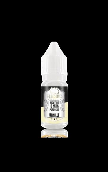 Liquide prêt-à-vaper Eliquid France - Vanille - 10ml
