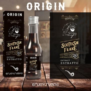 Extrait de tabac Enjoysvapo - Scottish Flake - 20ml