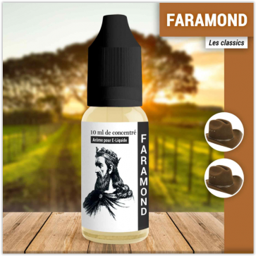Concentré 814 - Faramond - 10ml