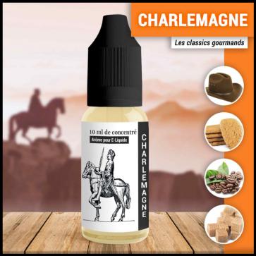 Concentré 814 - Charlemagne - 10ml