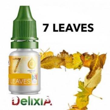 Liquide prêt à vaper Delixia 10ml - 7 Feuilles