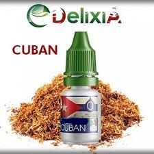 Liquide prêt à vaper Delixia 10ml - Cuban