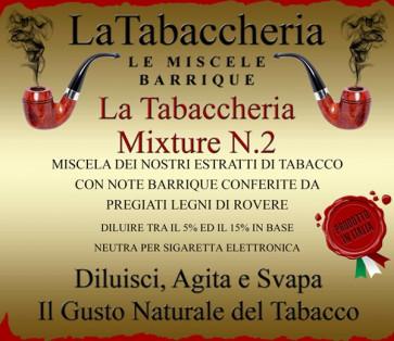 La Tabaccheria - Le Miscele Barrique - Mixture N.2 - 10ml