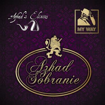 Concentré Azhad's Elixirs - Azhad Sobranie 10ml