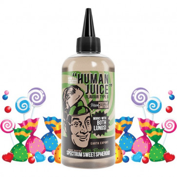 Spectrum Sweet Spheroid bonbon arlequin eliquide 200ml joe's juice