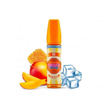 Liquide prêt-à-booster Dinner Lady - Summer Holidays - Sun Tan Mango Ice - 50ml