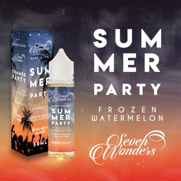 Liquide Prêt-à-Booster Seven Wonders - Summer Party - 50ml