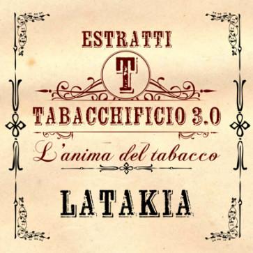 Arôme concentré Tabacchificio 3.0. 20ml Latakia